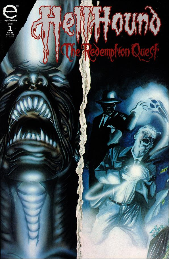 Hellhound: The Redemption Quest 1-A by Epic