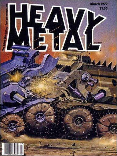 Heavy Metal 24-A by HM Communications