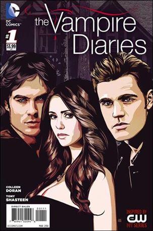 Vampire Diaries 1-A