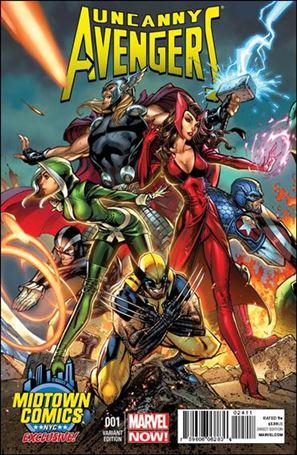 Uncanny Avengers (2012) 1-P