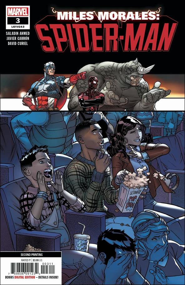 Miles Morales: Spider-Man 3-C by Marvel