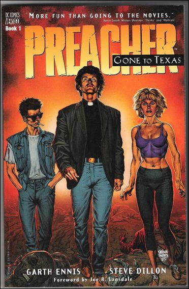 Preacher (1996) 1-E by Vertigo