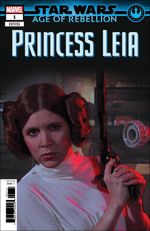 Star Wars: Age of Rebellion - Princess Leia 1-E by Marvel