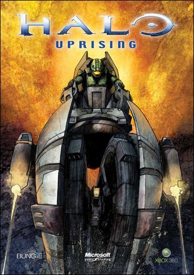 Halo: Uprising 2-A by Marvel