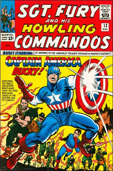 Sgt. Fury and His Howling Commandos 13-B by Marvel