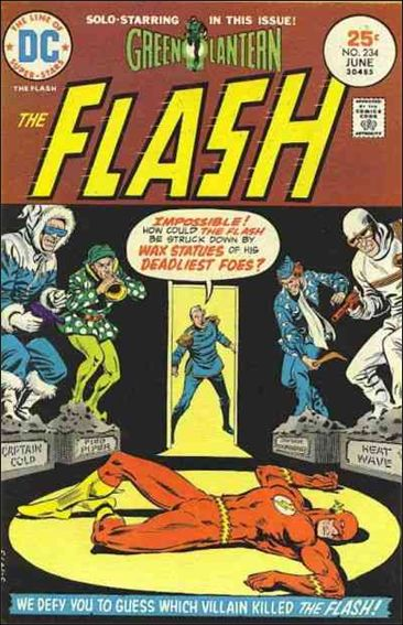 Flash (1959) 234-A by DC