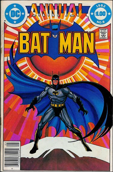 Batman Annual (1961) 8-A by DC