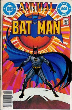 Batman Annual (1961) 8-A