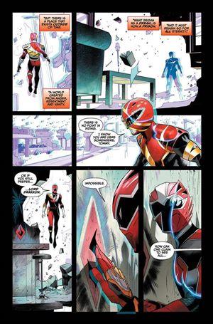 Mighty Morphin Power Rangers 49-C