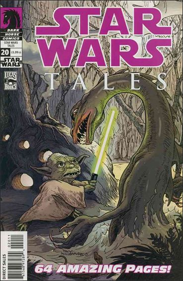 Star Wars Tales 20-A by Dark Horse