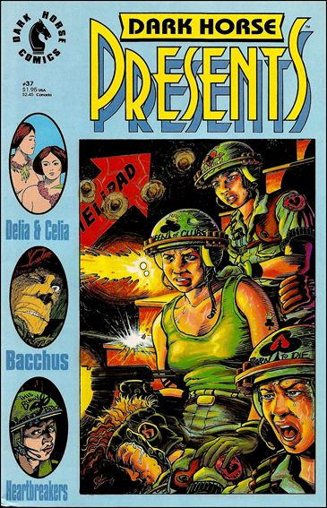 Dark Horse Presents (1986) 37-A by Dark Horse
