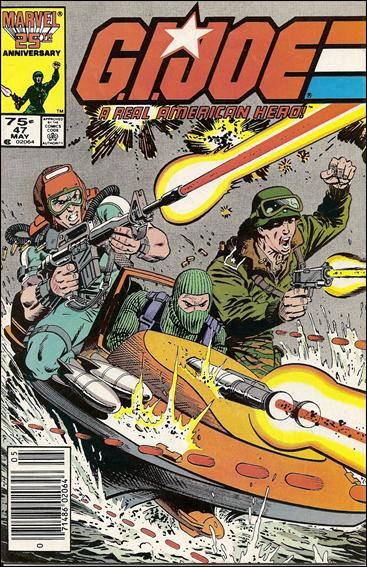 G.I. Joe: A Real American Hero 47-A by IDW