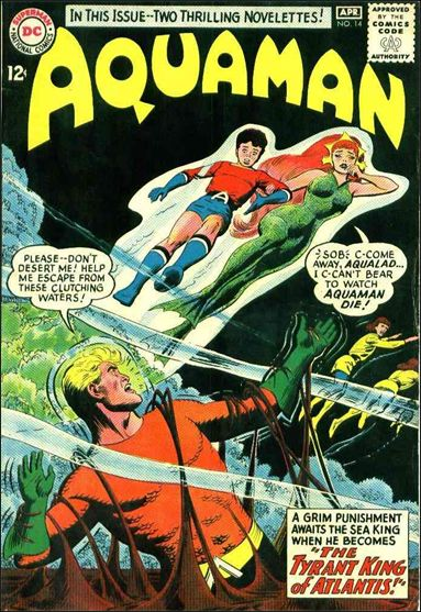 Aquaman (1962) 14-A by DC