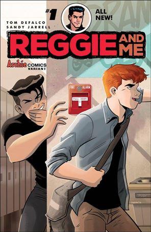 Reggie and Me (2017) 1-C