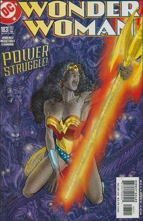 Wonder Woman (1987) 183-A