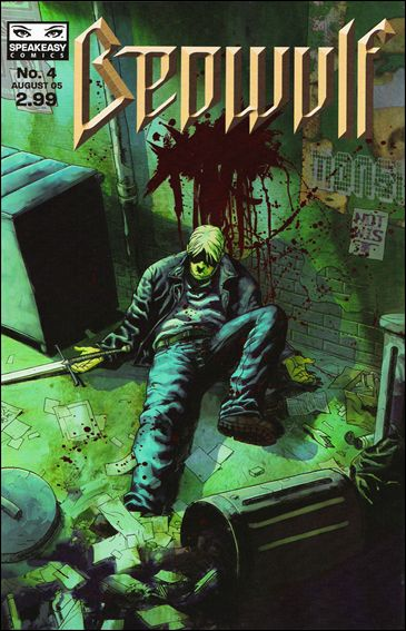 Beowulf (2005) 4-A by Speakeasy Comics