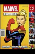 Marvel Fact Files 22-A