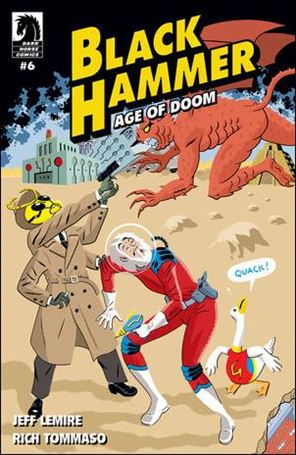 Black Hammer: Age of Doom 6-A