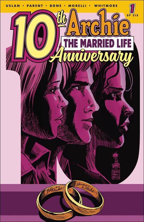 Archie: The Married Life - 10th Anniversary 1-C by Archie