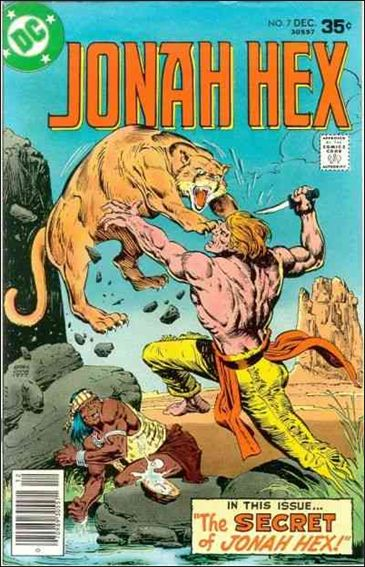 Jonah Hex (1977) 7-A by DC