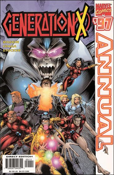Generation X Annual 1997-A by Marvel