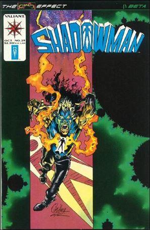 Shadowman (1992) 29-A