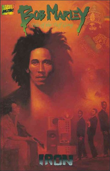 Bob Marley, Tale of the Tuff Gong 1-A by Marvel