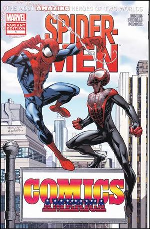 Spider-Men 1-MF