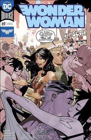 Wonder Woman (2016)  69-A