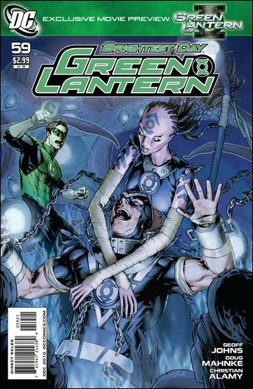 Green Lantern (2005) 59-B by DC