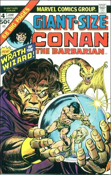 Giant-Size Conan 4-A by Marvel