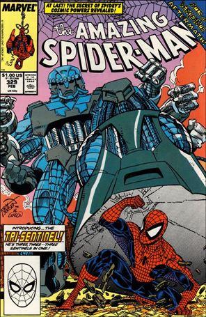 Amazing Spider-Man (1963) 329-A