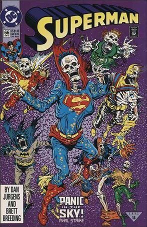 Superman (1987) 66-A