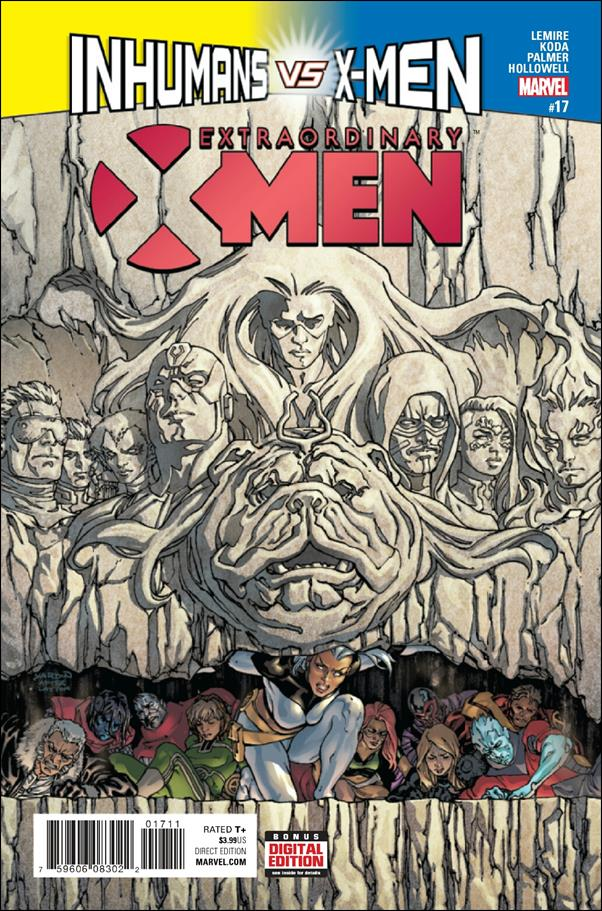Extraordinary X-Men 17-A by Marvel