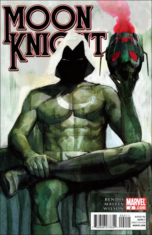 Moon Knight (2011) 2-A by Marvel