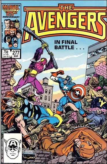 Avengers (1963) 277-A by Marvel