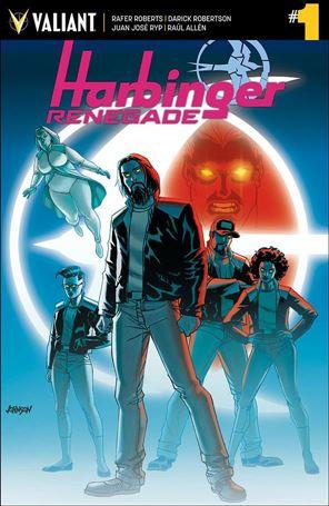 Harbinger: Renegade 1-C