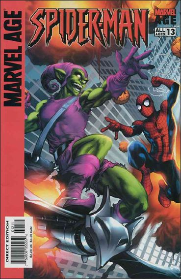 Marvel Age: Spider-Man 13-A by Marvel