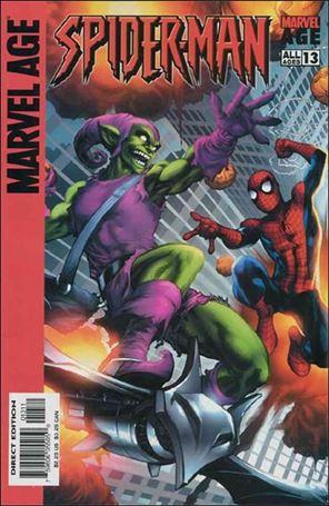 Marvel Age: Spider-Man 13-A
