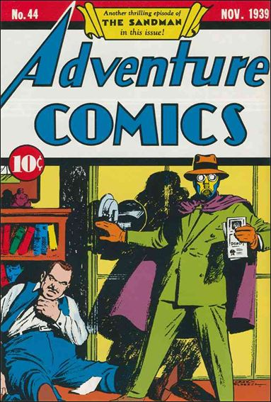 Adventure Comics (1938) 44-A by DC