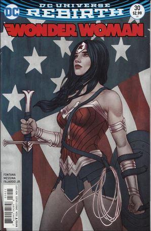 Wonder Woman (2016)  30-B