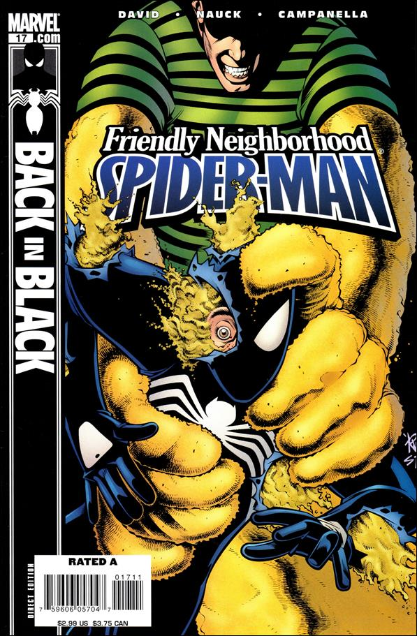 Friendly Neighborhood Spider-Man 17-A by Marvel