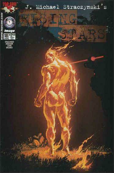 Rising Stars 18-A by Top Cow