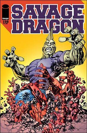 Savage Dragon (1993) 198-A