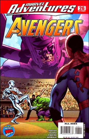 Marvel Adventures The Avengers 26-A by Marvel