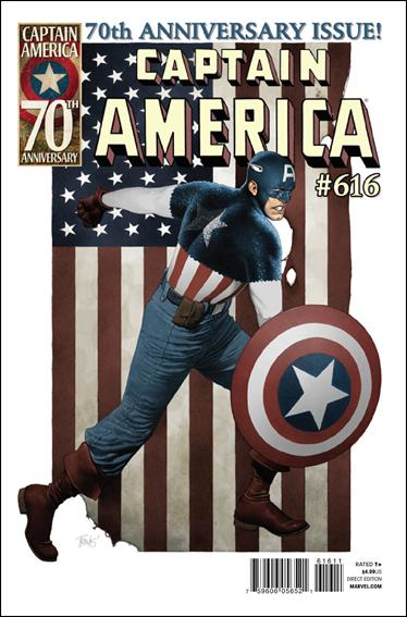 Captain America (1968) 616-A by Marvel