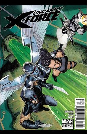 Uncanny X-Force (2010) 1-I
