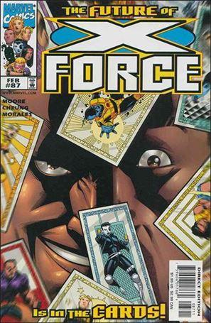 X-Force (1991) 87-A