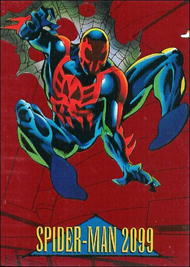 Marvel Universe: Series 4 (2099 Red Foil-Stamped Subset) 5-A by SkyBox