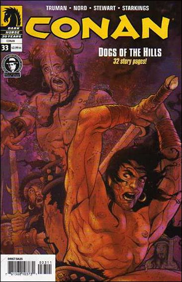 Conan (2004) 33-A by Dark Horse
